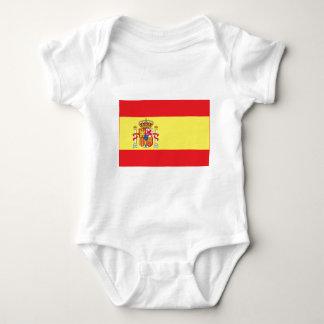 Spain Flag Tee Shirts