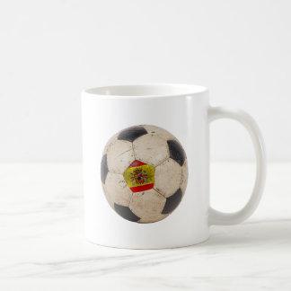 Spain Football Coffee Mug