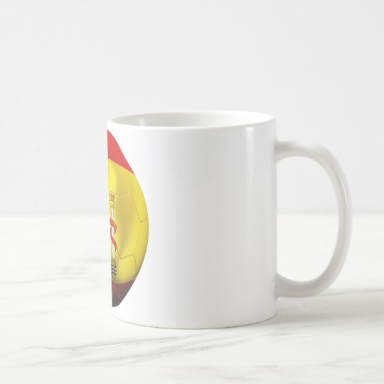Spain Football Coffee Mug