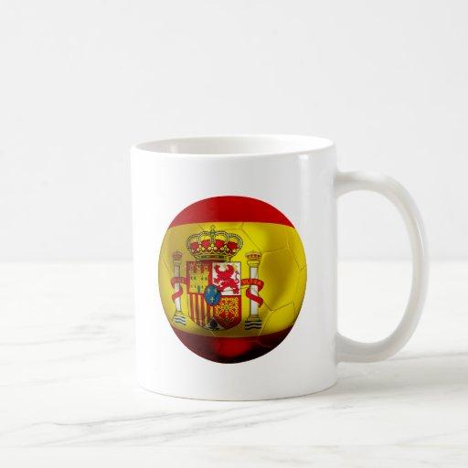 Spain Football Mugs
