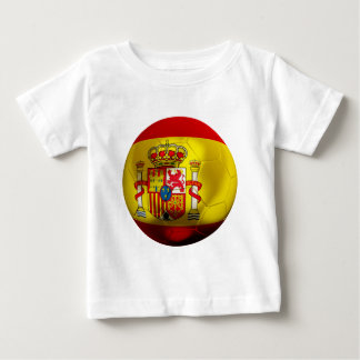 Spain Football Tee Shirt