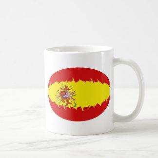 Spain Gnarly Flag Mug