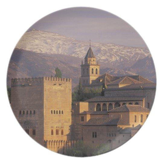 Spain, Granada, Andalucia The Alhambra, 2 Plate