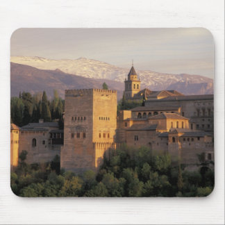 Spain, Granada, Andalucia The Alhambra, Mouse Pad
