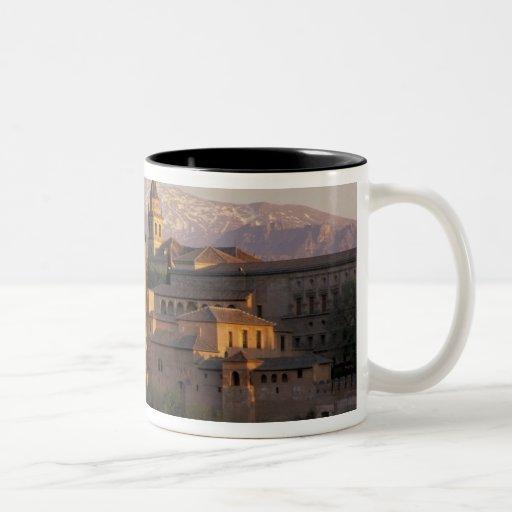 Spain, Granada, Andalucia The Alhambra, Coffee Mugs