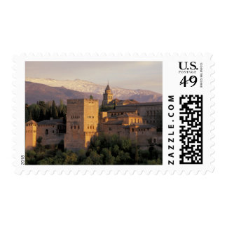 Spain, Granada, Andalucia The Alhambra, Stamps