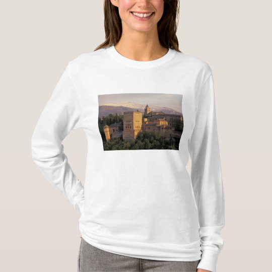 Spain, Granada, Andalucia The Alhambra, T-Shirt