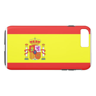 Spain iPhone 7 Plus Case