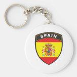 Spain Key Chain