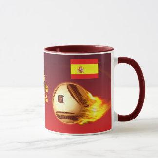 Spain La Furia Roja 2 Mug