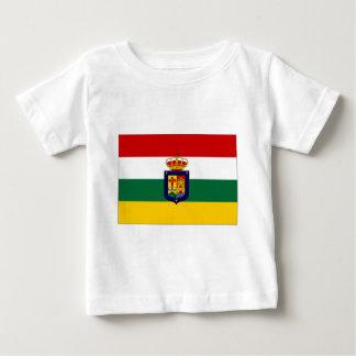 Spain La Rioja Flag Shirts