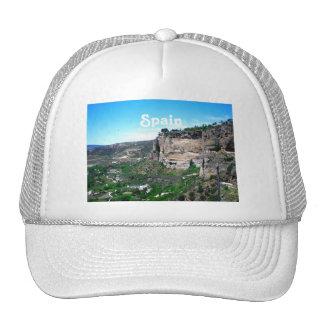Spain Landscape Hat
