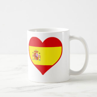 Spain Love Coffee Mug