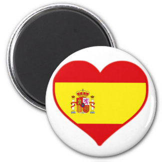 Spain Love Magnet