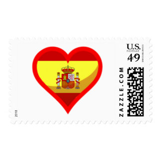Spain Love Stamps