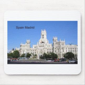 Spain, Madrid City Hall Plaza de Cibeles (St.K) Mouse Pad