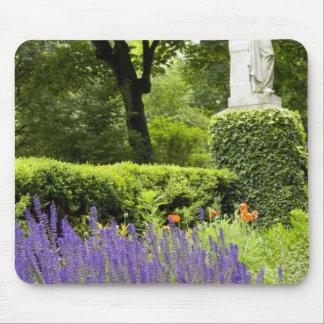 Spain, Madrid. Royal Botanic Garden aka Real Mouse Pad