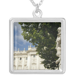 Spain, Madrid. Royal Palace. Necklace