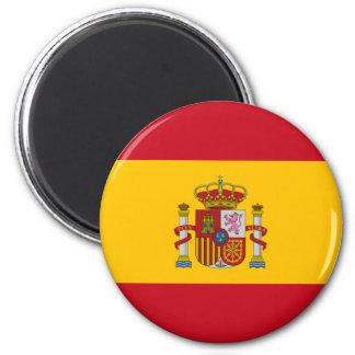 spain 2 inch round magnet