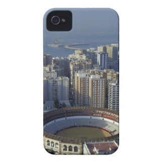 Spain, Malaga, Andalucia View of Plaza de Toros iPhone 4 Case-Mate Case