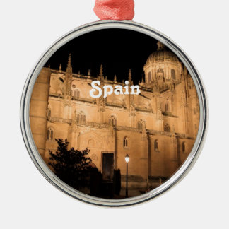 Spain Metal Ornament