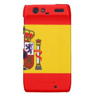 Spain Motorola Droid RAZR Cover