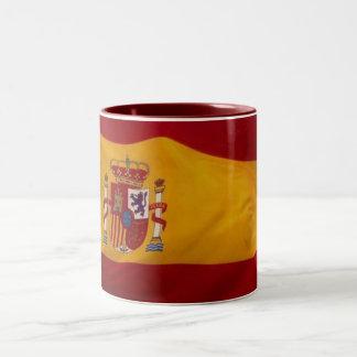 Spain -Mug- Two-Tone Coffee Mug