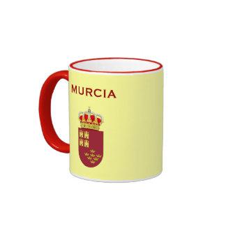 SPAIN- Murcia Mug España-Murcia Taza