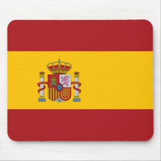 Spain National Flag Mousepad