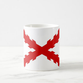 spain old flag new spanish indies conquistador coffee mug