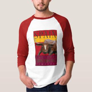Spain-Pamplona-T-shirt T-Shirt