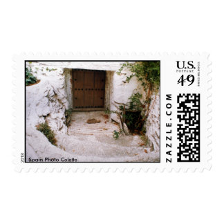Spain Photo Colette Stamp