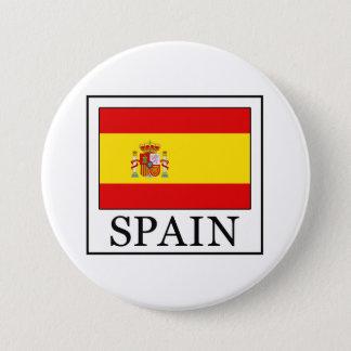 Spain Pinback Button