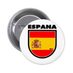 Spain Pinback Buttons
