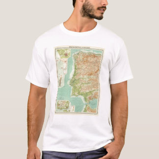 Spain & Portugal western section T-Shirt