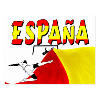 Spain Postcard
