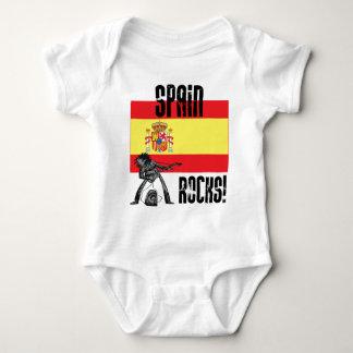 Spain Rocks Tees