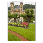 Spain, San Sebastian. Popular seaside resort, Cards