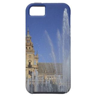 Spain, Sevilla, Andalucia Fountain and ornate iPhone SE/5/5s Case