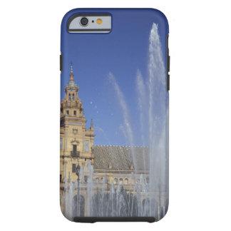 Spain, Sevilla, Andalucia Fountain and ornate Tough iPhone 6 Case
