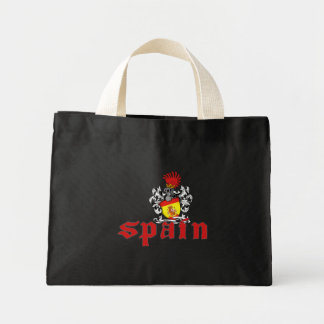 Spain Shield Bag
