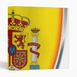 Spain Shield Binder