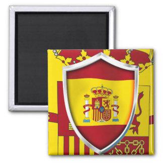 Spain Shield Magnet