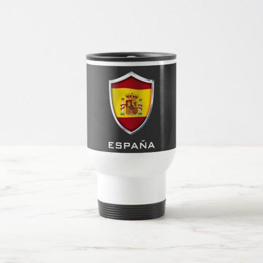 Spain Shield Mug