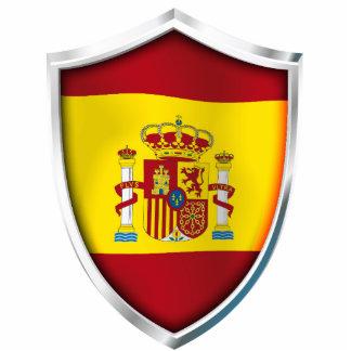 Spain Shield Statuette