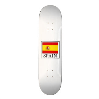 Spain Skateboard Deck