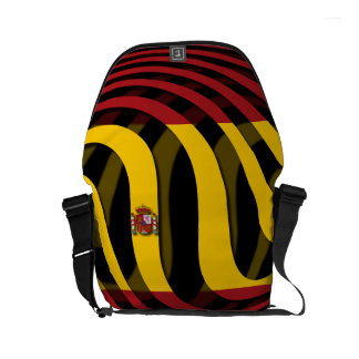 Spain Small Messenger Bag