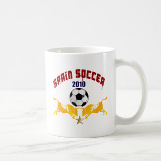 Spain Soccer 2010 La Furia Bull Toro Gift Coffee Mug