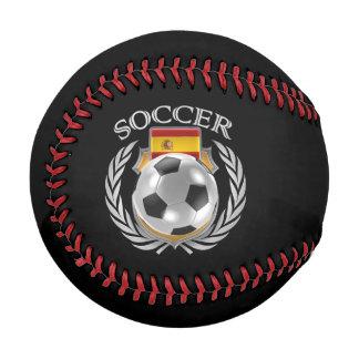 Spain Soccer 2016 Fan Gear Baseball