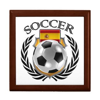 Spain Soccer 2016 Fan Gear Gift Box